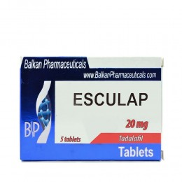 Esculap 5 таб. (20 мг/1 таб.)