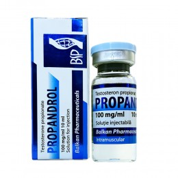 Propandrol (Testosterone P) 1 vial/10 ml (100 mg/1 ml)