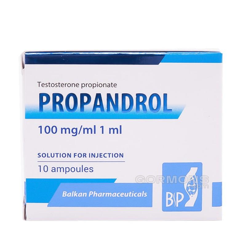Propandrol (Testosterona P) 1 ампула/мл (100 мг/1 мл)