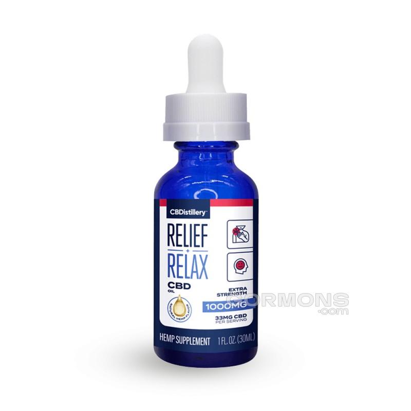 Isolate CBD Oil 1 флакон/30 мл (1000 мг)