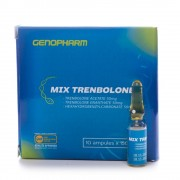 Mix Trenbolone 10 amp (150 mg/1 amp)