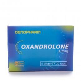 Oxandrolone 100 таб. (10 мг/1 таб.)