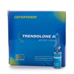 Trenbolone Acetate 10 ампул (100 мг/1 амп.)