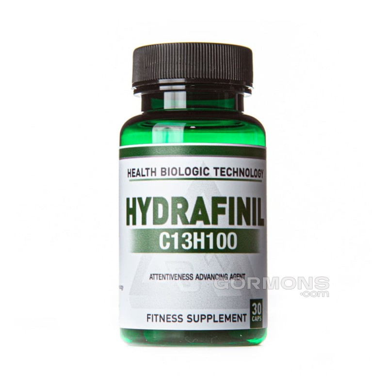 Hydrafinil 30 капсул (100 мг/1 кап.)