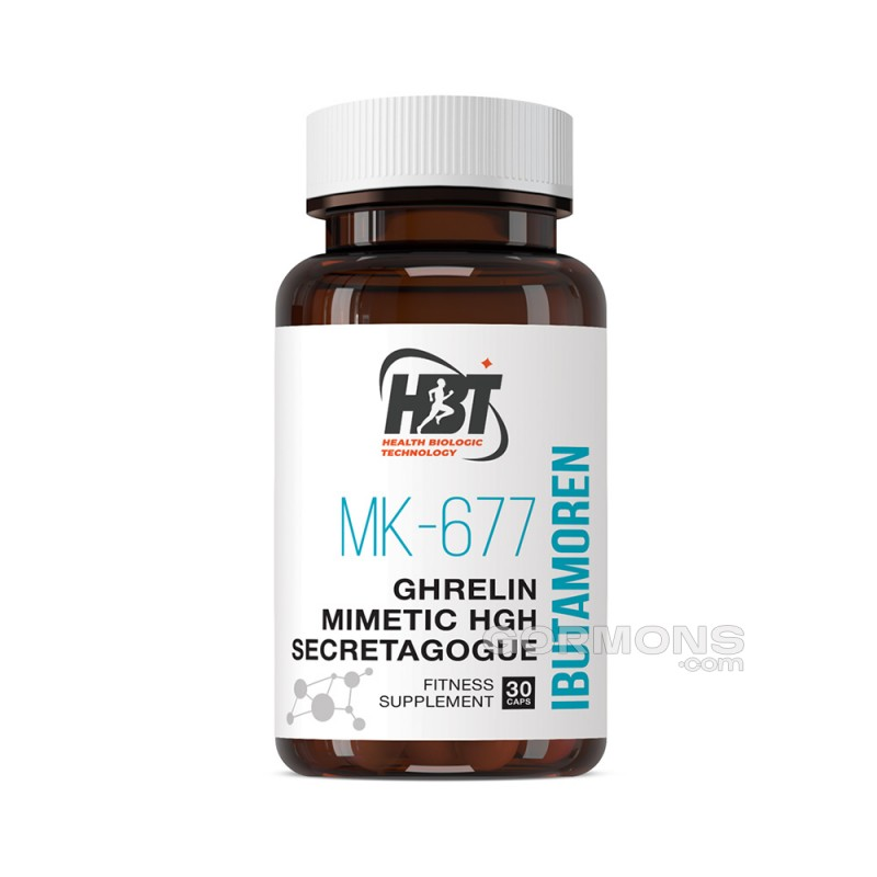 Ibutamoren 30 капсул (20 мг/1 кап.)
