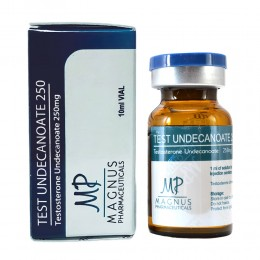 Test Undecanoate 1 vial/10 ml (250 mg/1 ml)