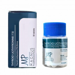 Thyroid Liothyronine (T3) 50 tab. (25 mcg/1 tab.)