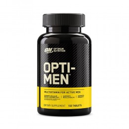 Opti-Men Multi-Vitamin for Active Men 150 tabs