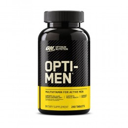 Opti-Men Multi-Vitamin for Active Men 240 tabs