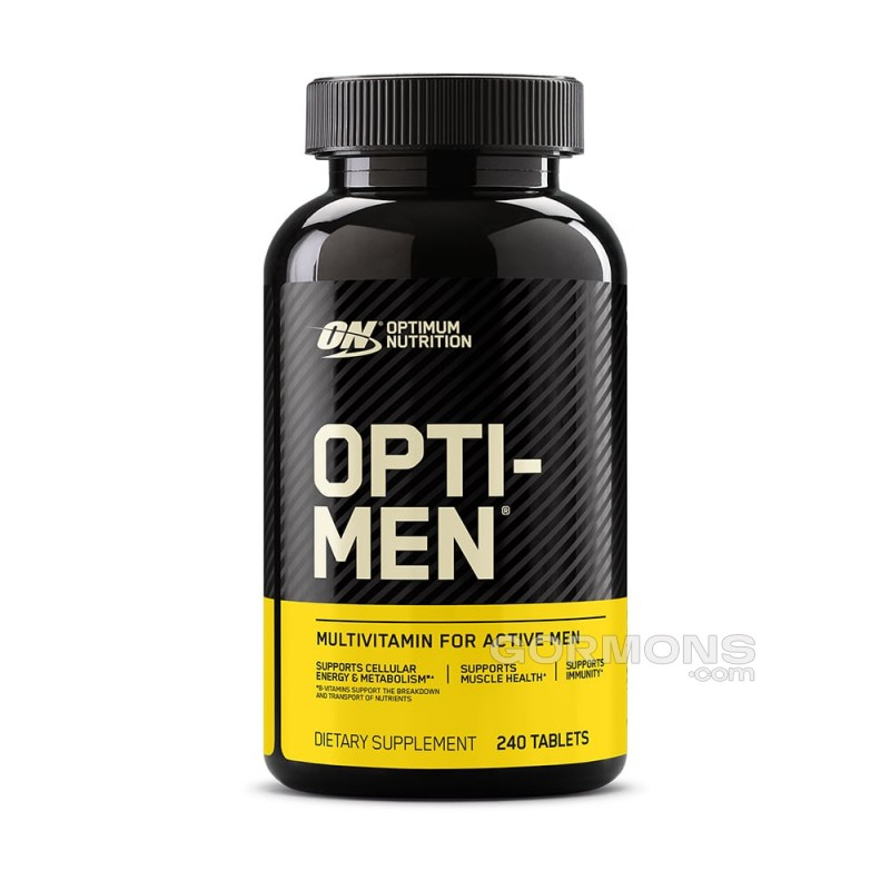 Opti-Men Multi-Vitamin for Active Men 240 таб.