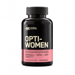 Opti-Women Multi-Vitamin for Active Women 120 caps