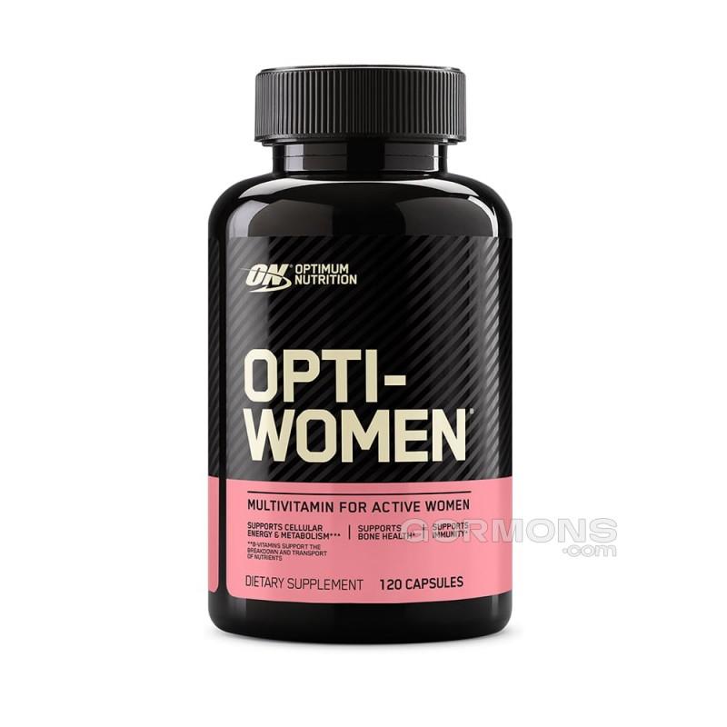 Opti-Women Multi-Vitamin for Active Women 120 caps