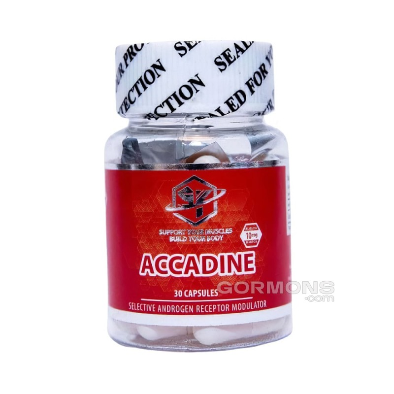 Accadine (AC-262) 30 капсул (10 мг/1 кап.)