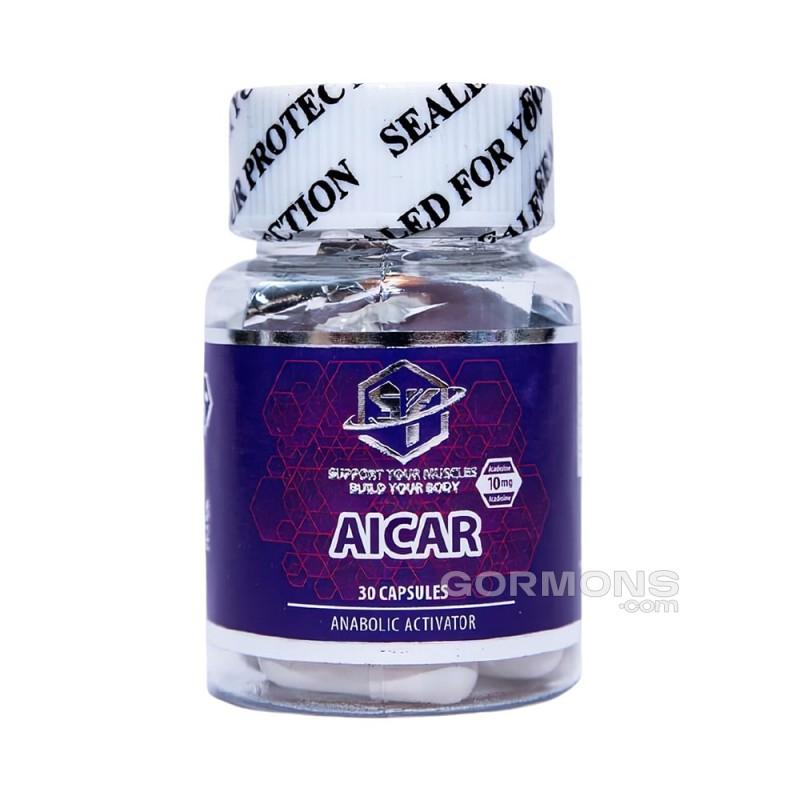 Aicar 30 капсул (10 мг/1 кап.)