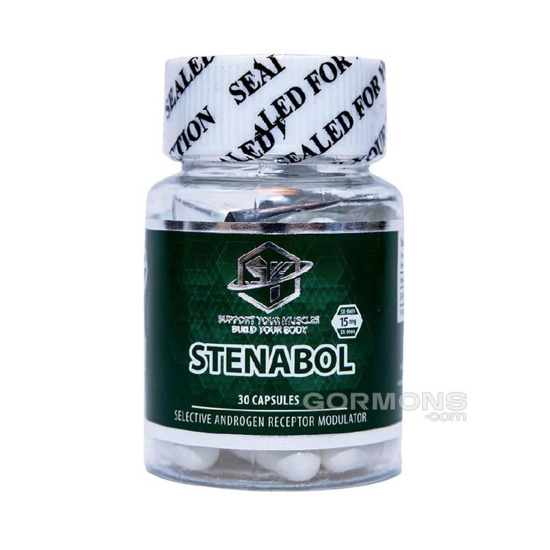 Stenabol (SR9009) 30 капсул (15 мг/1 кап.)