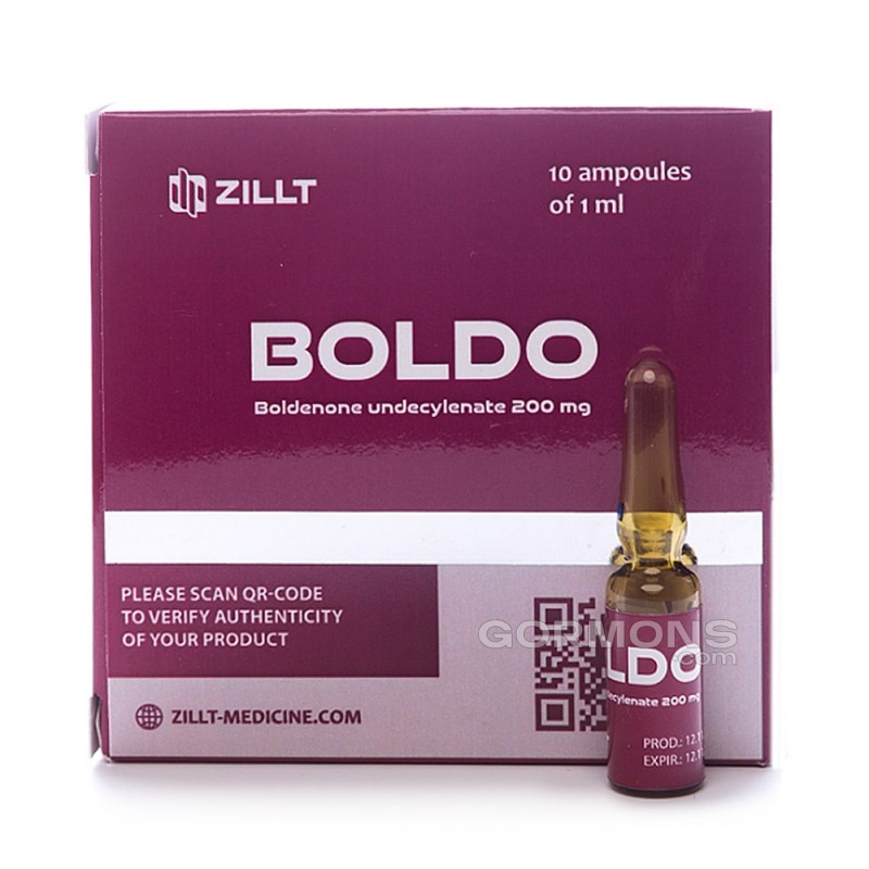Boldo 1 amp (200 mg/ml)