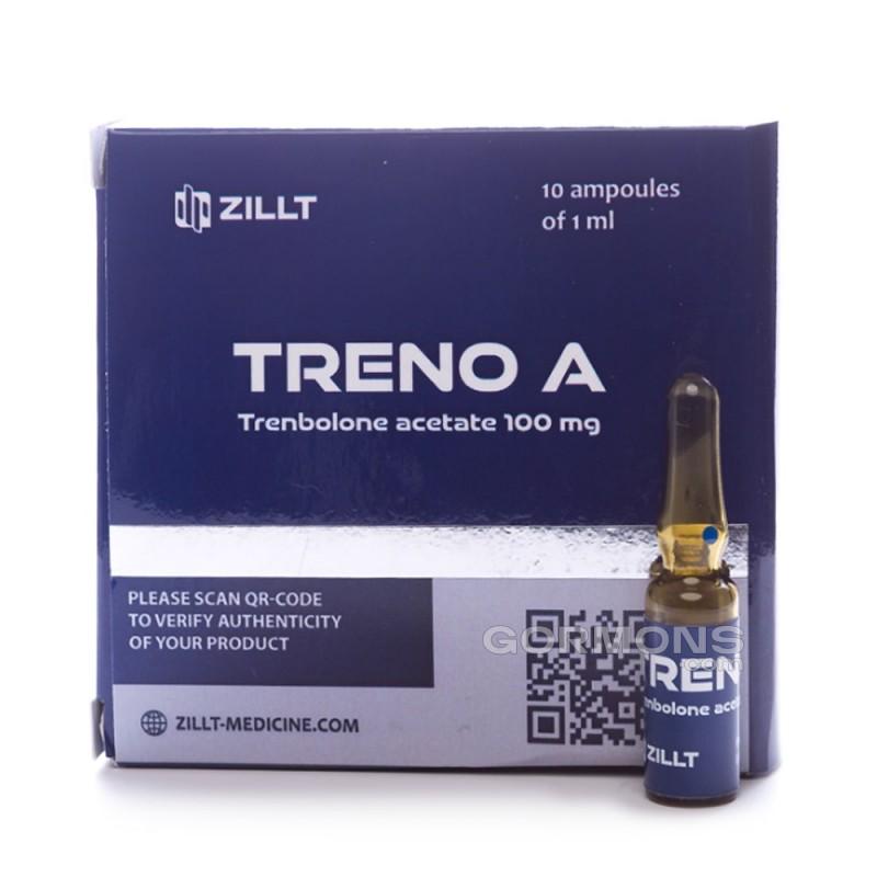 Treno A 1 ампула (100 мг/мл)
