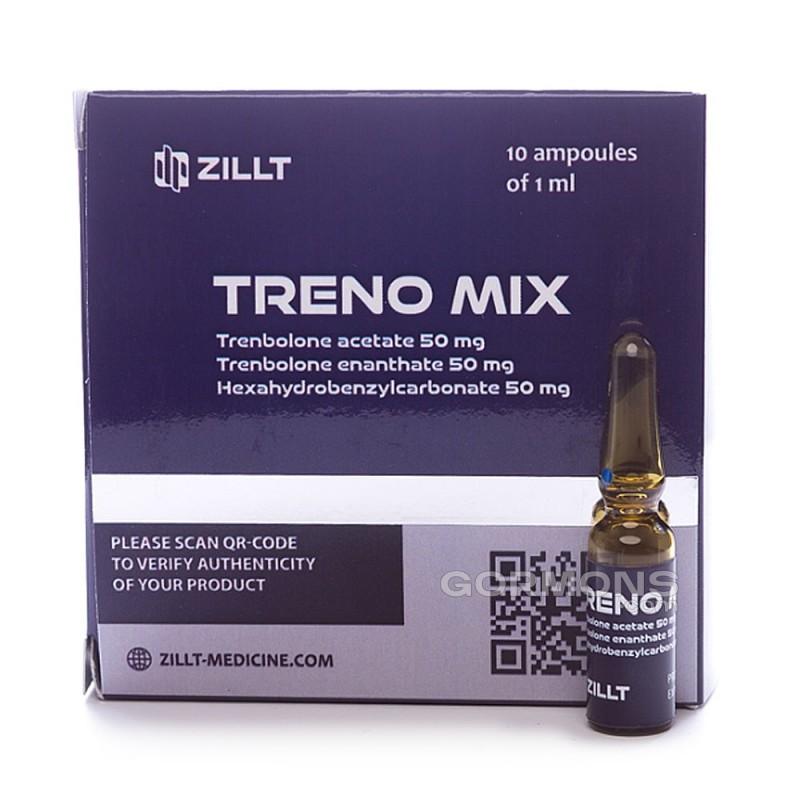 Treno Mix 1 ампула (150 мг/мл)