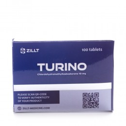 Turino блистер 25 таб. (10 мг/1 таб.)
