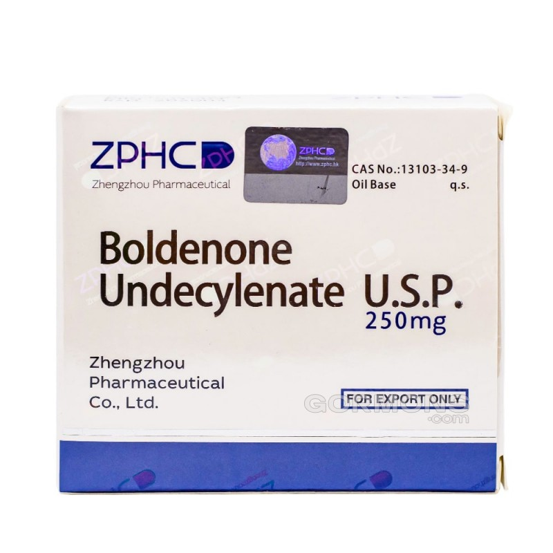 Boldenone Undecylenate 1 ампула/мл (250 мг/мл)