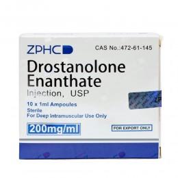 Drostanolone Enanthate 1 ампула/мл (200 мг/1 мл)