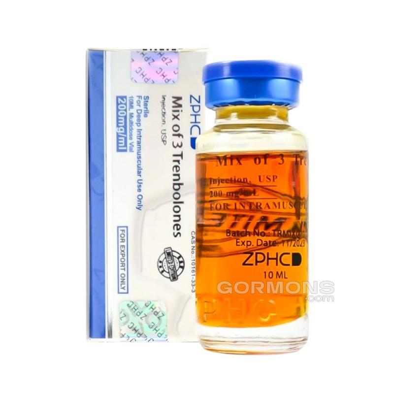 Mix of 3 Trenbolones 1 флакон/10 мл (200 мг/1 мл)