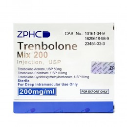 Mix of 3 Trenbolones 1 ампула/мл (200 мг/1 мл)