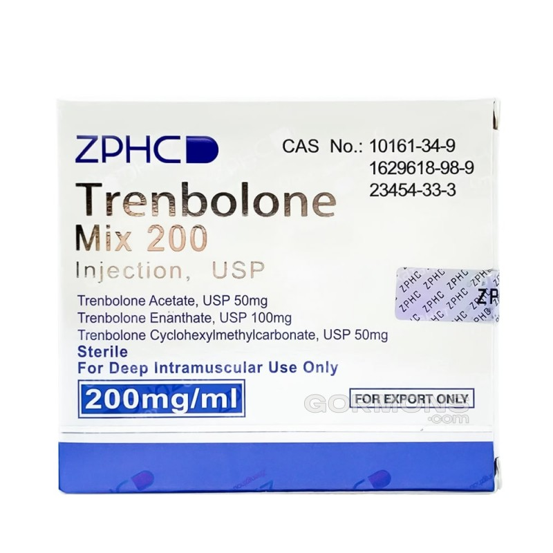 Mix of 3 Trenbolones 1 amp/ml (200 mg/1 ml)
