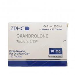 Oxandrolone (Anavar) 100 таб. (10 мг/1 таб.)