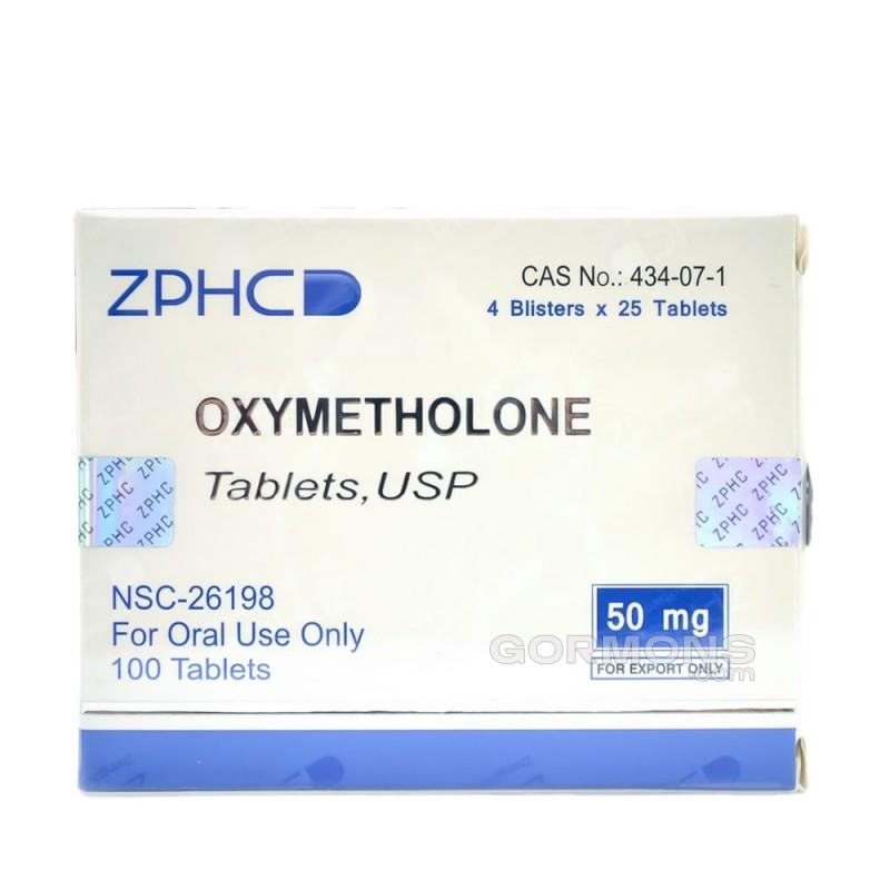 Oxymetholone 25 таб. (50 мг/1 таб.)