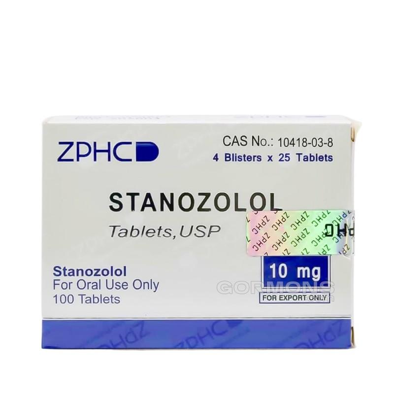 Stanozolol 100 таб. (10 мг/1 таб.)